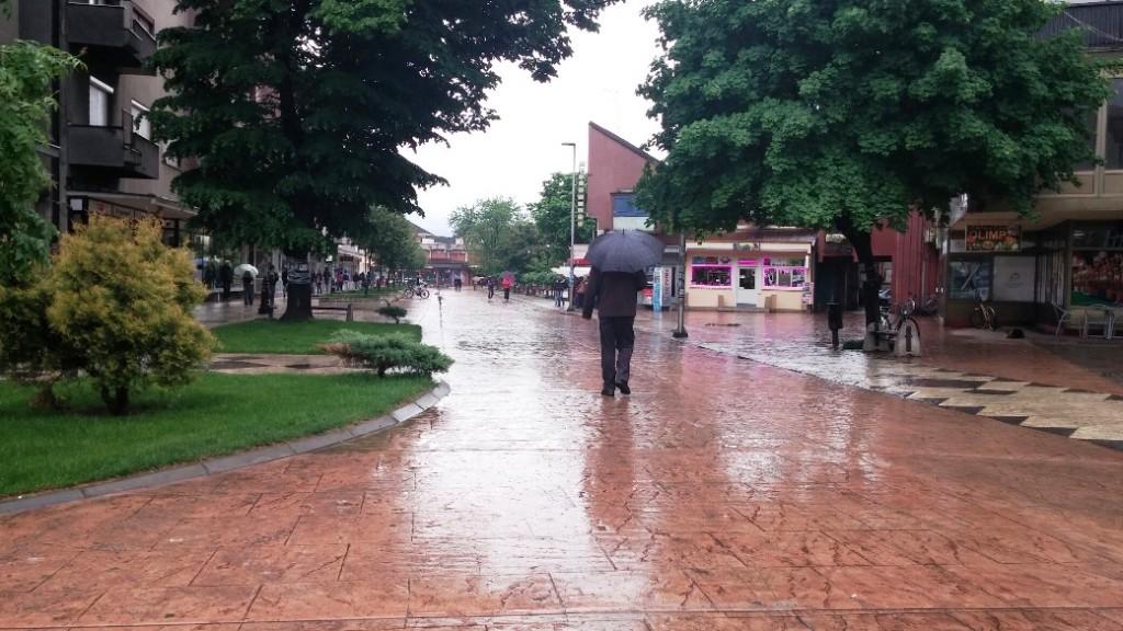 Trg kiša