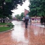 U jučerašnjem nevremenu pala mesečna količina kiše