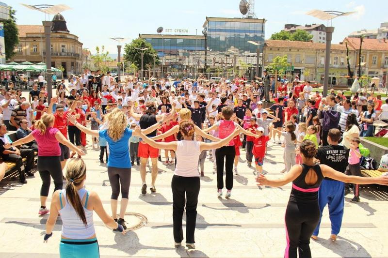 Photo of Čas rekreacije na Omladinskom stadionu
