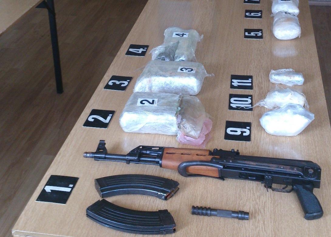 Photo of Pronađeno  oružje, eksploziv, heroin …