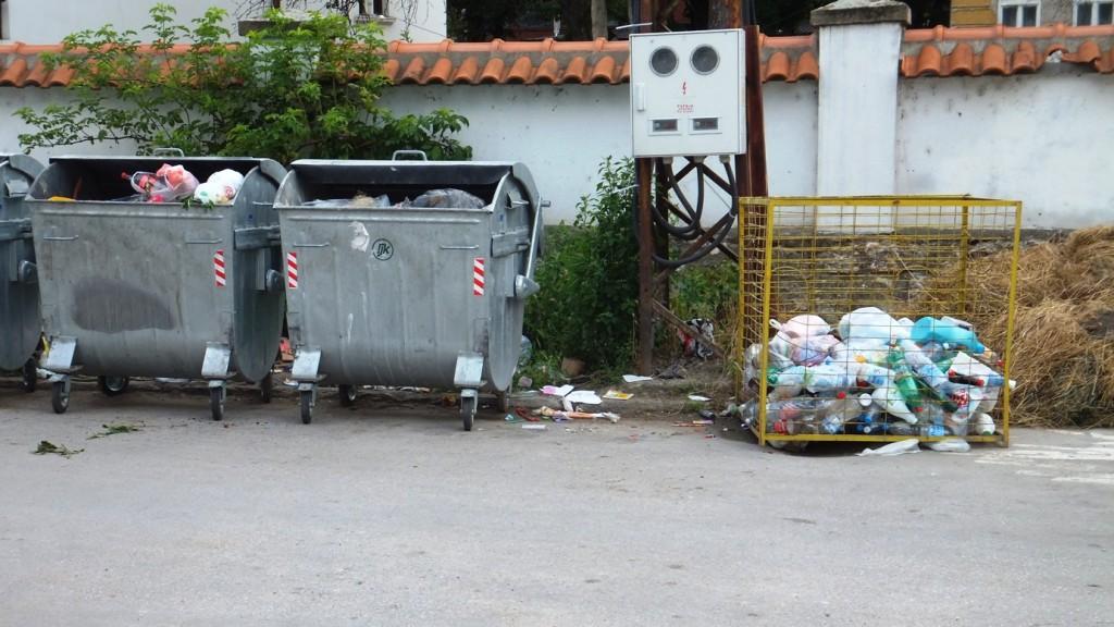 Komunalac kontejneri