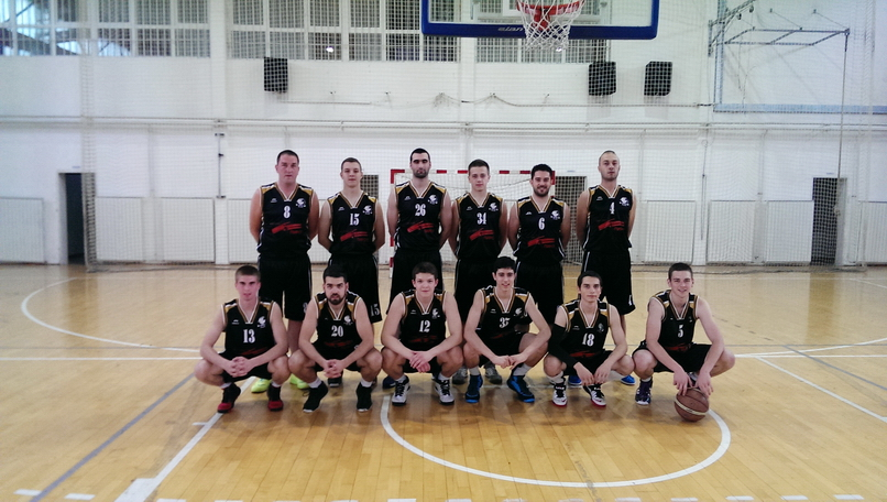 "Photo of KK ""Vukovi"" Merošina – KK ""Pirot 2"" Pirot 63:79"