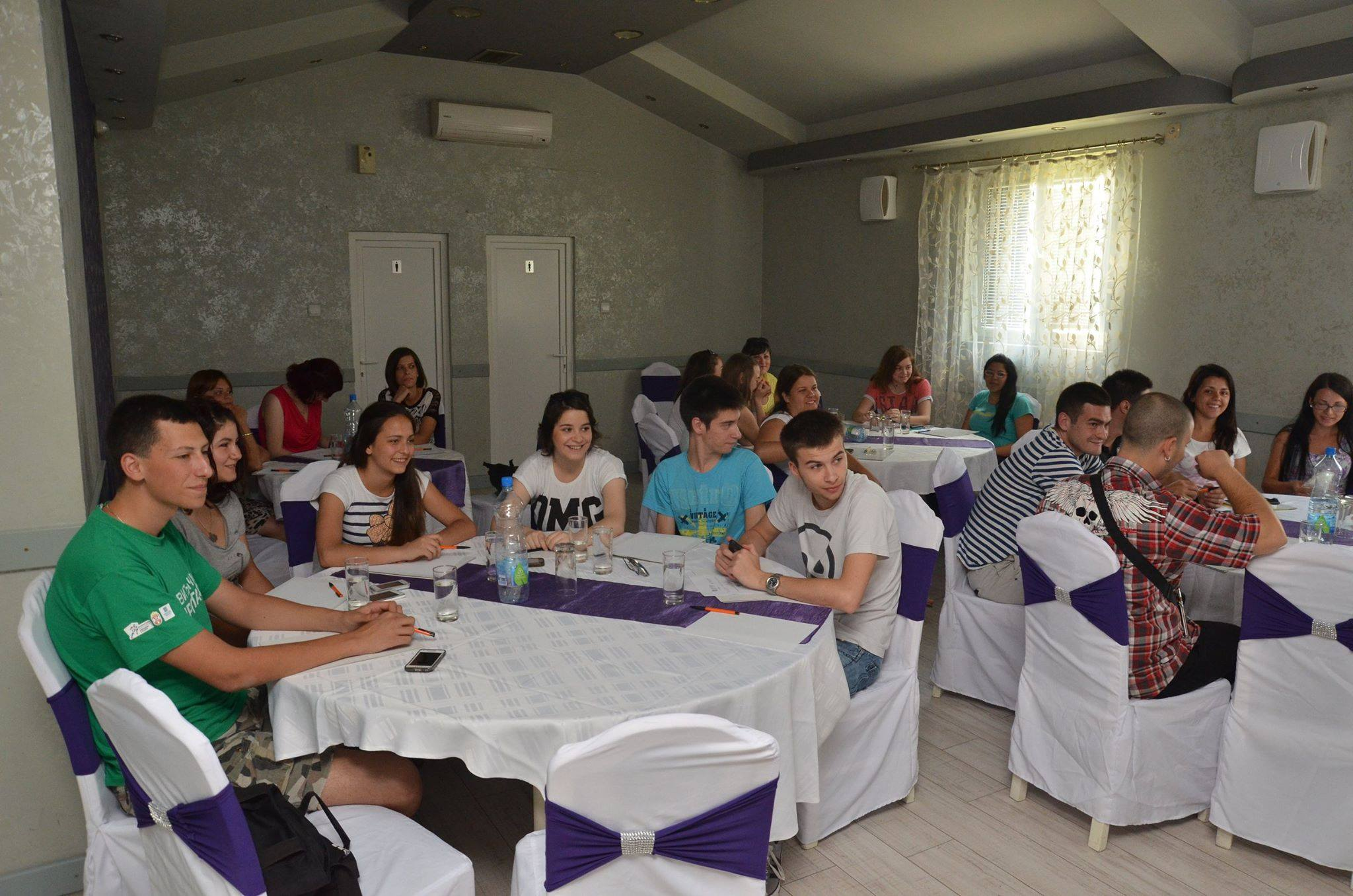 Photo of Obuka za mlade humanitarce