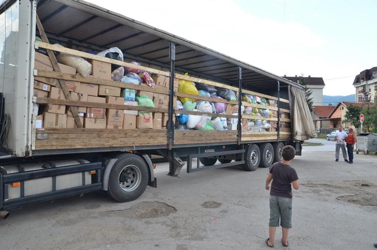 Photo of Pirot četvrti na listi u slanju humanitarne pomoći