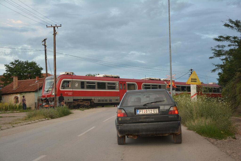 Pruga - voz