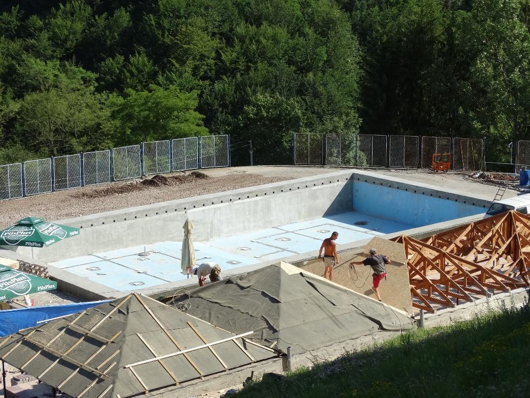 Photo of Kasni rekonstrukcija bazena u Zvonačkoj banji
