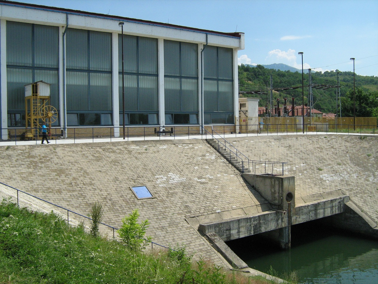 hidrocentrala pirot