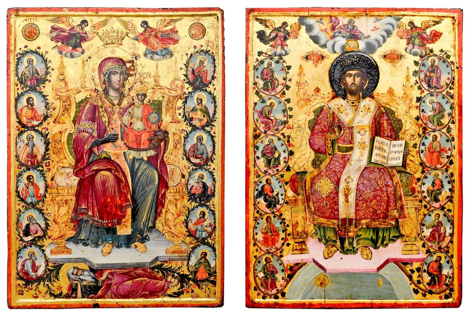 Photo of Otkrivene ikone iz drevnih gradskih bogomolja