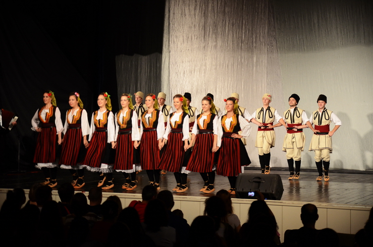Photo of Počeo jubilarni folklorni festival