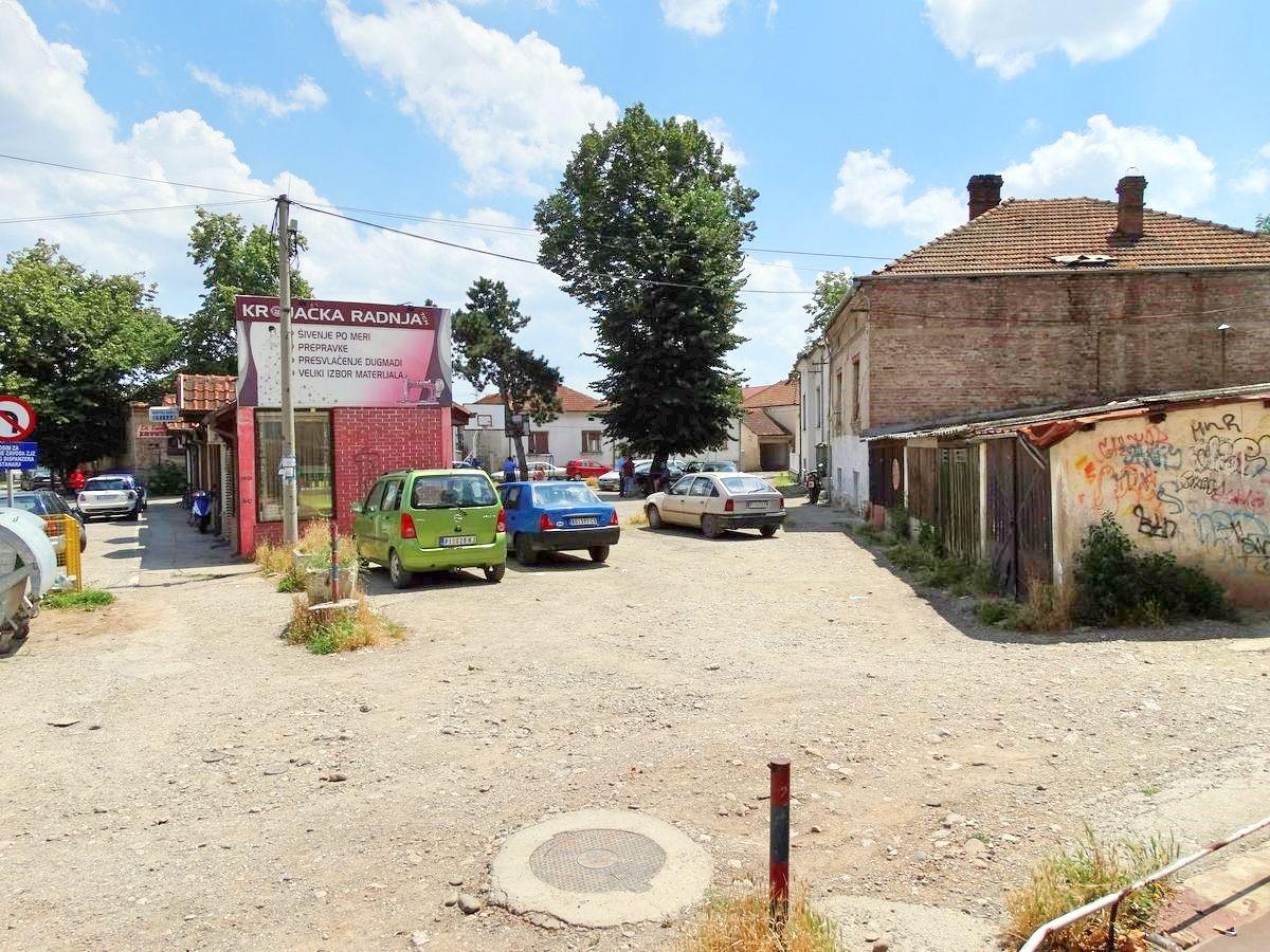 Photo of Izgradnja nove ulice i igrališta u centru grada