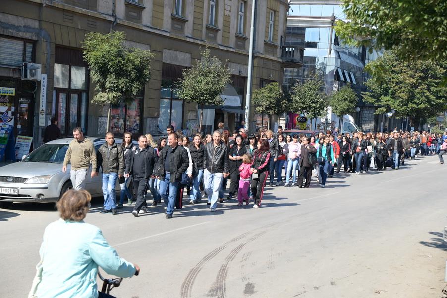 Photo of Prvomajci nastavljaju štrajk u ponedeljak