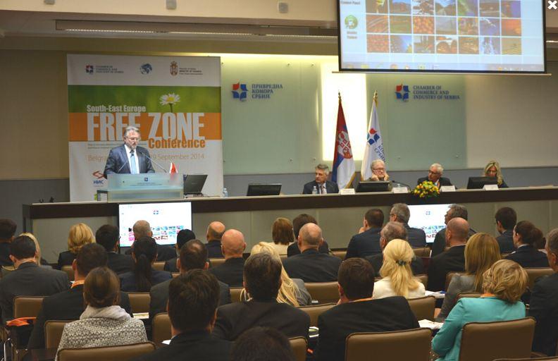 Ministar Vujović na skupu