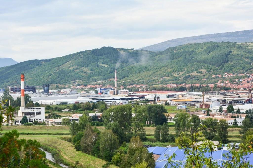 Industrijska zona