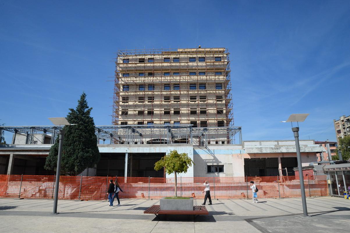 Photo of Pločice odlažu završetak hotela Pirot