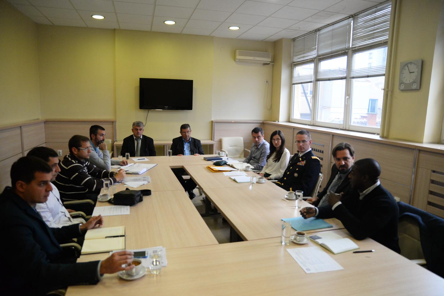 Photo of Delegacija američke vojske u poseti Pirotu