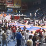 Pirotski karatista na pripremama karate reprezentacije Srbije