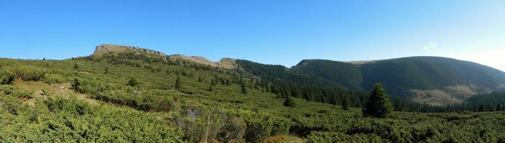 panorama stara planina