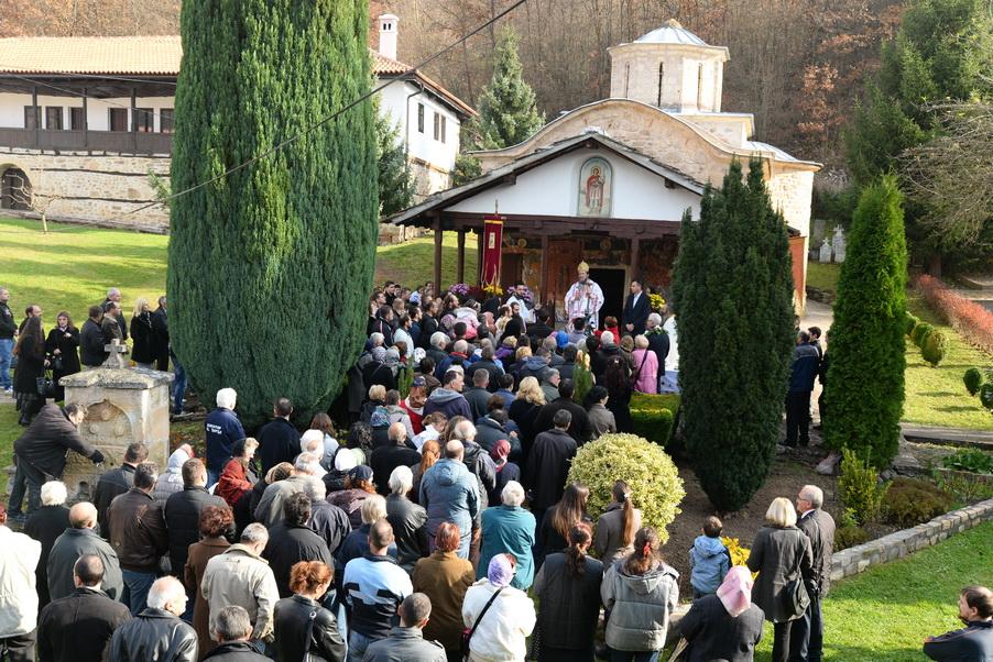 Photo of Vladika Jovan:Manastiri središta duhovne obnove naroda