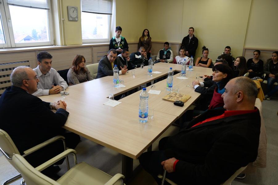 Photo of Saradnja sa školama iz Bugarske