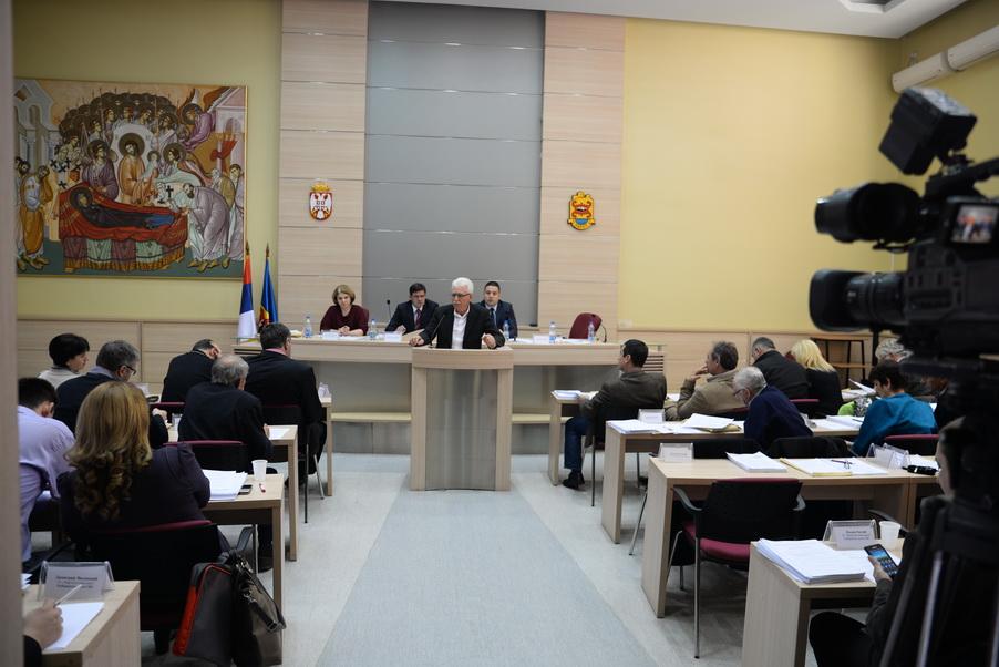 Photo of Sednica opštinskog veća i lokalnog parlamenta