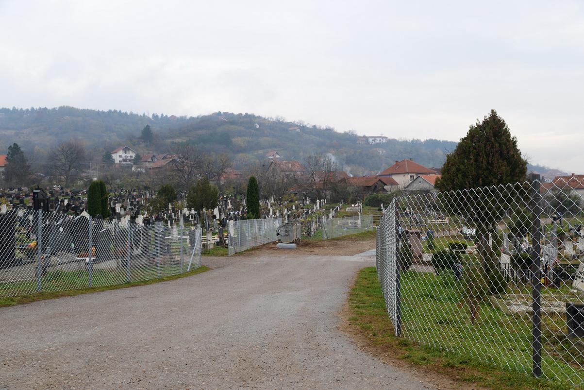 Photo of Uređenje Tijabarskog groblja