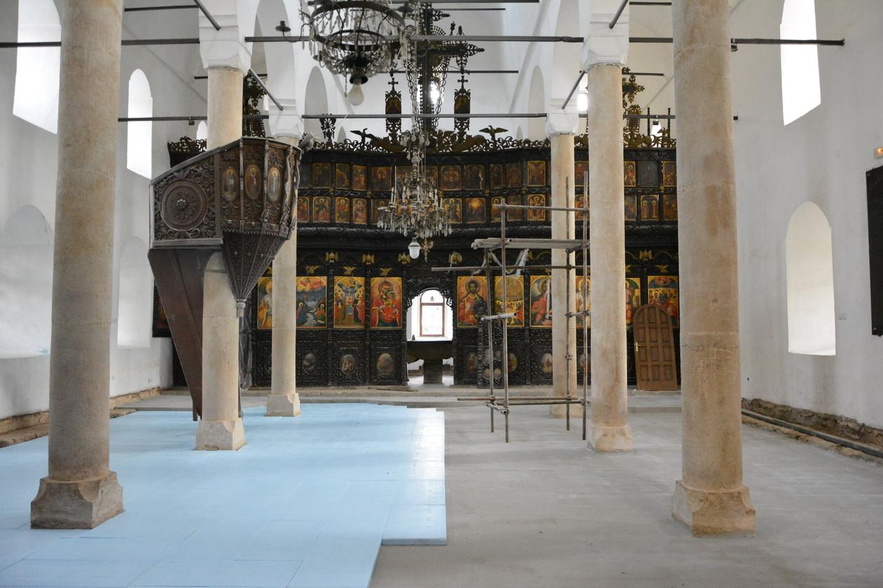 Photo of Slede završni radovi u Tijabarskoj crkvi
