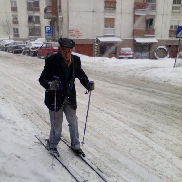 Photo of Piroćanci i na skijama
