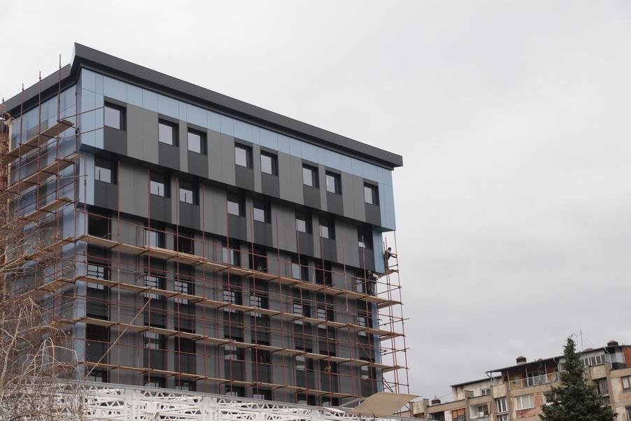 Photo of Hotel Pirot polako dobija konačan izgled(FOTO)