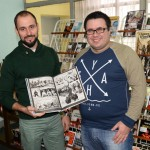 Pirotski strip autori treći na Međunarodnom strip konkursu u Makedoniji