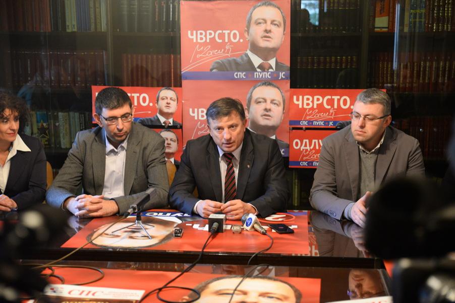 Photo of Panajotović:Otvoreni smo za razgovore