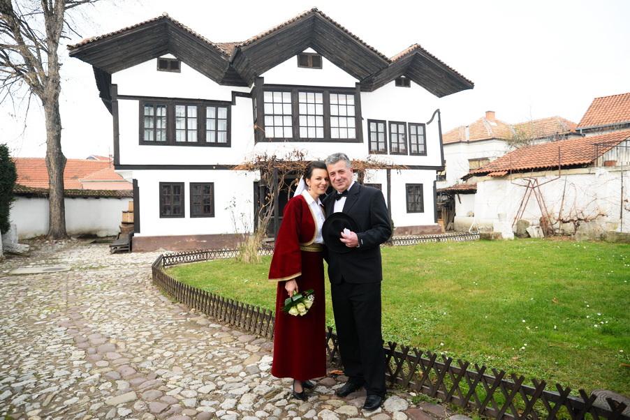 Photo of Spojila ih planina, venčali se po starim običajima(FOTO)