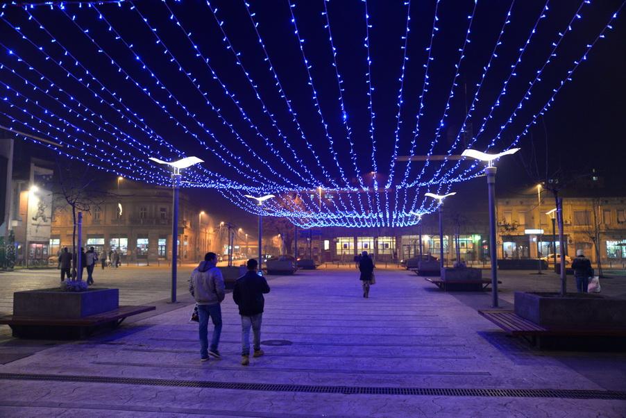 Photo of Novogodišnja atmosfera u Pirotu(Foto)