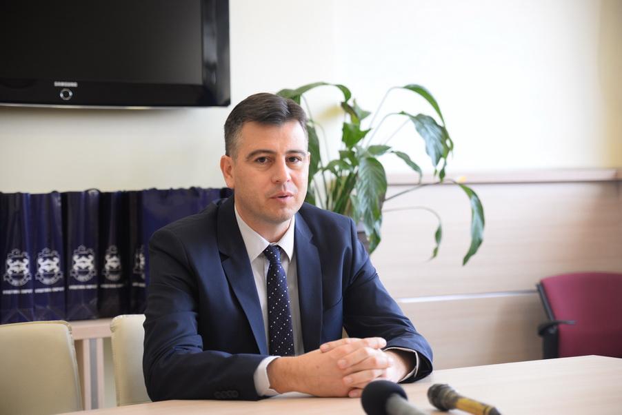 Photo of Vasić:Podrška opštine medijima transparentna i stabilna