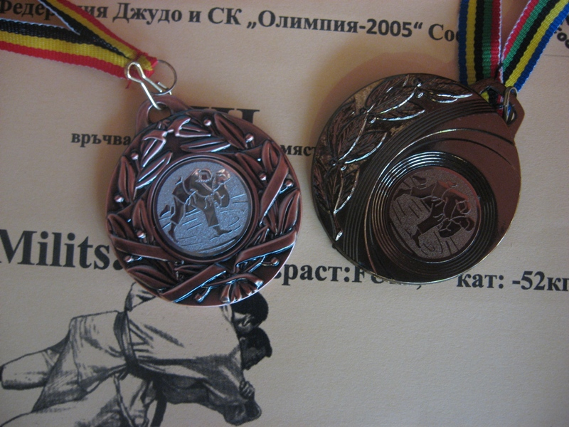 Photo of Stota medalja za džudiste