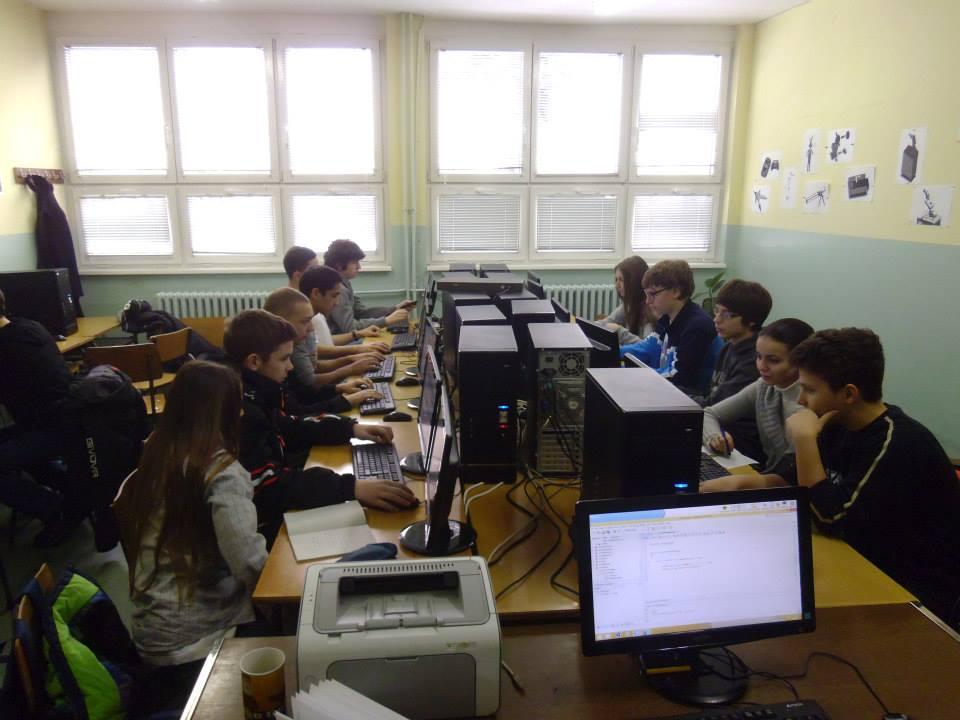 Photo of Škola programiranja na Božićnoj školi sporta
