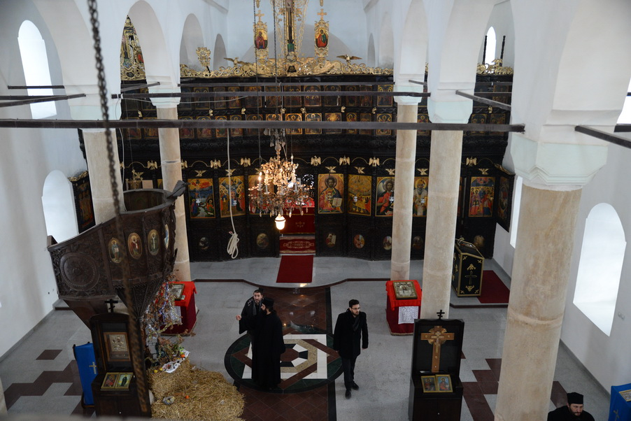 Photo of Završeno uređenje unutrašnjosti Tijabarske crkve