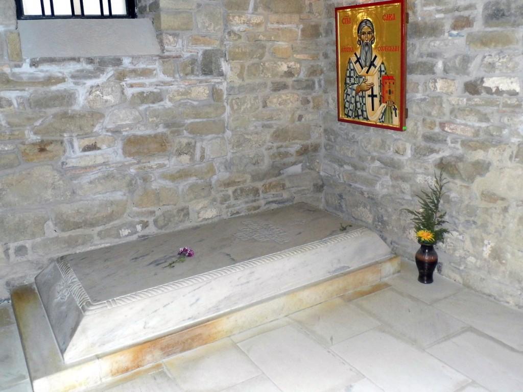 Grob Svetog Save 2