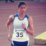 Danica Gogov na pripremama u Turskoj. Potvrdila lični rekord i bila najbolja u timu Srbije