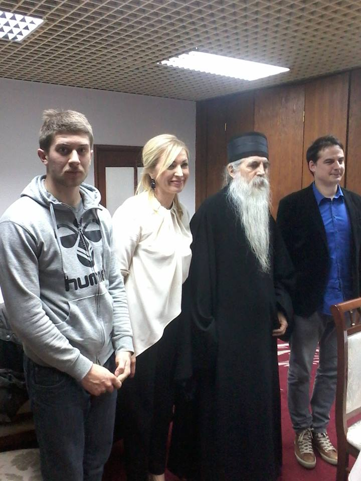 Photo of Aleksa Živković-Potrčko-heroj nedelje