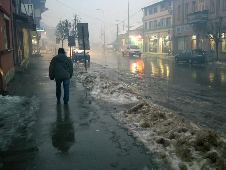 Photo of Saobraćaj normalizovan, neophodan oprez!