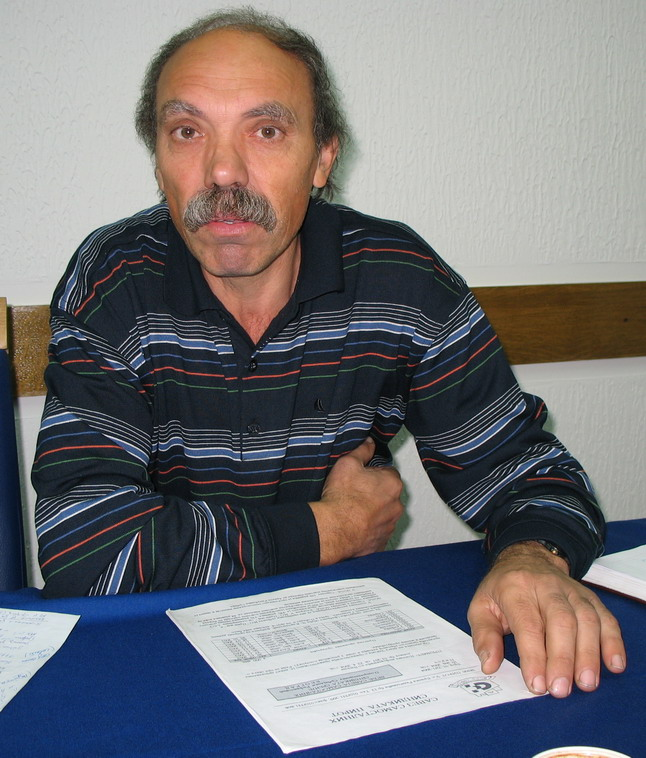 pirot, rodoljub ciric predsednik samostalnog sindikata