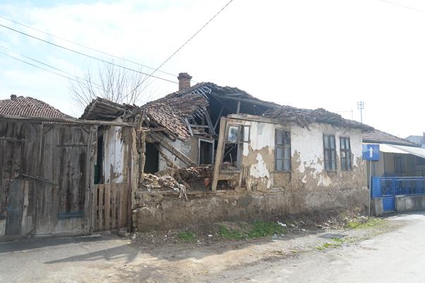 """Photo of Urušio se deo kuće """"Bela mačka""""(foto)"""