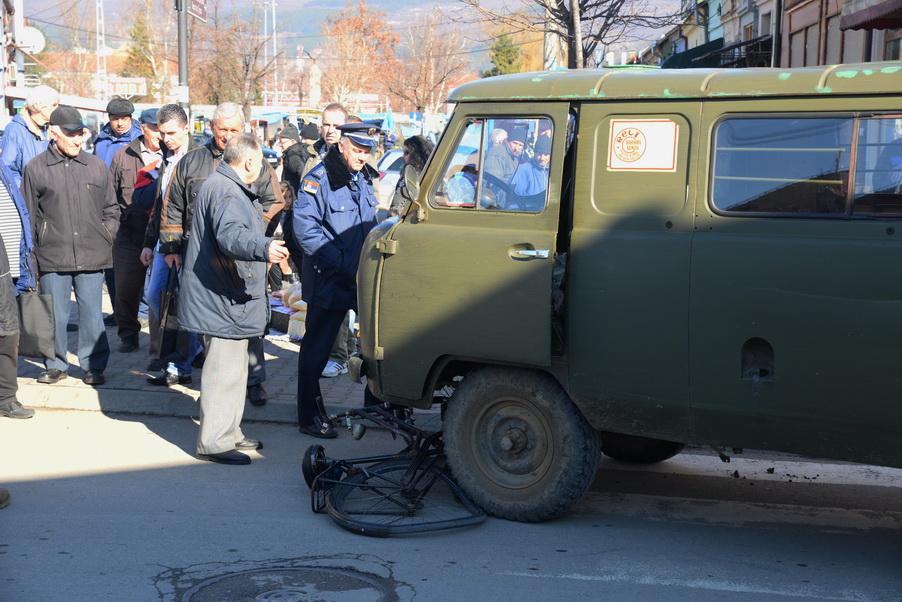 Photo of Lakša saobraćajna nezgoda kod Guševice