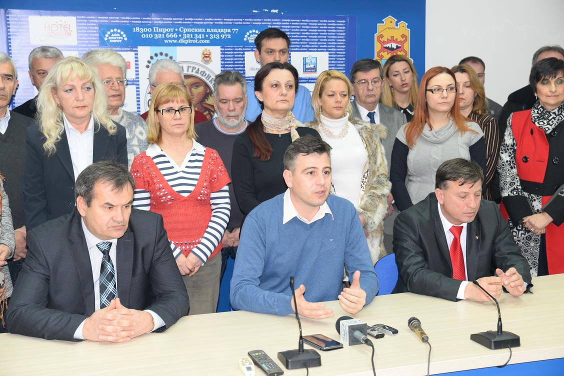 Photo of Vladajuća većina u Pirotu stabilna