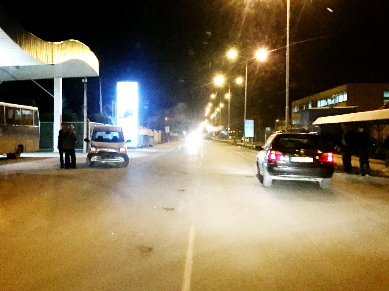 Photo of Lakši saobraćajni udes u ulici Nikole Pašića