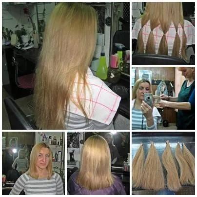 Photo of Deo svoje kose donirala deci oboleloj od raka
