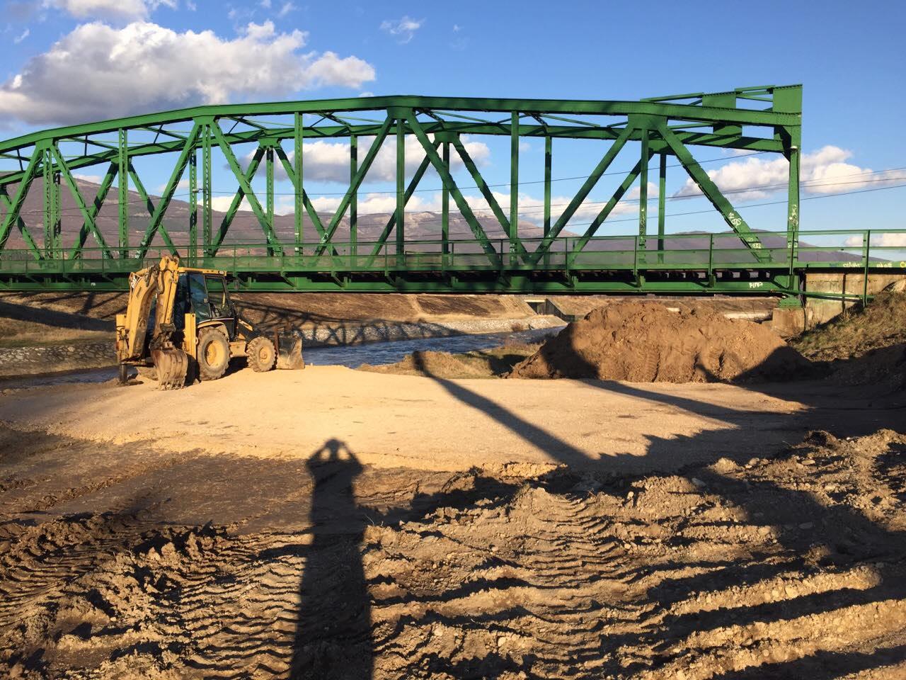 Photo of Počela izgradnja mosta na saobraćajnom prstenu oko Pirota