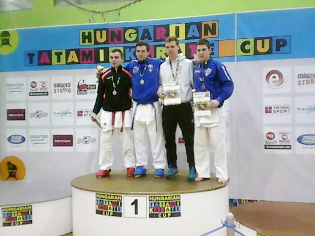Photo of Marko Rajković treći na Hungarian open