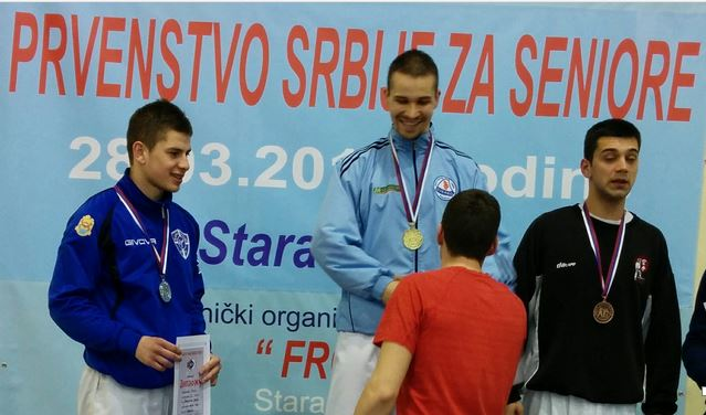 Photo of Pirot dobio još jednog reprezentativca u karateu