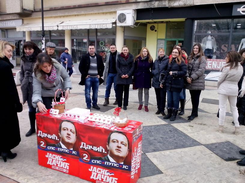 Photo of Pokloni Piroćankama povodom 8. marta